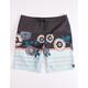 O'NEILL Heist Floral Mens Boardshorts