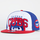 47 BRAND Cooperstown Cubs Mens Snapback Hat