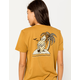 IMPERIAL MOTION Pineapple Womens Pocket Tee