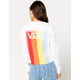 VANS Abbey Womens Crop Tee