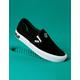 VANS ComfyCush Distort Slip-On Black & True White Shoes
