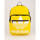 ADIDAS Trefoil Pocket Yellow Backpack