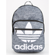 ADIDAS Trefoil Pocket Gray Backpack