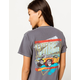 MATTEL Hot Wheels Womens Tee