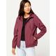 VANS Kastle III Prune Womens Windbreaker Jacket