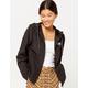 VANS Kastle III Black Womens Windbreaker Jacket