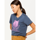 FULL TILT Don't Feed The Animals Womens Crop Tee