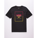 VANS Print Box Gradient Boys T-Shirt