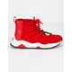 CHAMPION Rally Hype Mid Red Boys Shoes