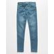 LEVI'S 710 Super Skinny Medium Wash Girls Jeans
