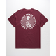 NEON RIOT Tokyo Skate Club Mens T-Shirt