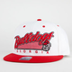 47 BRAND White Flash Georgia Bulldogs Mens Snapback Hat
