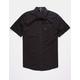 VOLCOM Newmark Black Mens Shirt