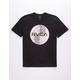 RVCA Motors Mix Black Boys T-Shirt