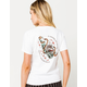 DARK SEAS Black Rose Womens Tee