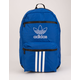 ADIDAS National 3-Stripes Blue Backpack