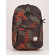 HERSCHEL SUPPLY CO. Heritage Palm Olive Backpack