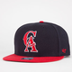 47 BRAND Cooperstown Collection Angels Mens Snapback Hat