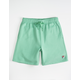 FILA Vico Mint Mens Sweat Shorts