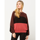 HURLEY One & Only Womens Sweatshirt