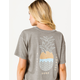 O'NEILL Pineapple Phase Womens Crop Tee