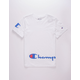 CHAMPION Wrap Around Script Boys T-Shirt
