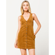 O'NEILL Ridgemont Corduroy Dress