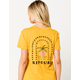 RIP CURL Wave Womens Pocket Tee