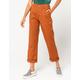 VOLCOM Frochickie Rust Womens Carpenter Pants