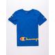 CHAMPION Wrap Around Script Boys T-Shirt