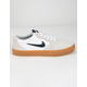 NIKE SB Chron SLR Obsidian & White Shoes
