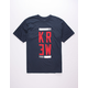 KR3W On Lock Mens T-Shirt