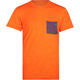 VOLCOM Dangerous Particle Mens Pocket Tee