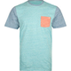 VOLCOM Tempest Mens Pocket Tee