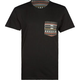 BILLABONG Garage Collection Scandal Mens Pocket Tee