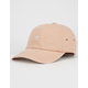 ADIDAS Originals Relaxed Mini Logo Pink Womens Dad Hat
