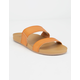 REEF Cushion Bounce Natural Womens Sandals