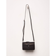 VIOLET RAY Pouch & Wallet Black Crossbody Bag