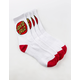 SANTA CRUZ Red Dot Girls Crew Socks