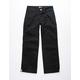 DICKIES Relaxed Black Boys Utility Pants