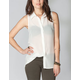 FULL TILT Womens Hi Low Shirt