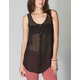 FULL TILT Bar Back Womens Top