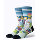 STANCE Total Paradise Mens Crew Socks