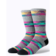 STANCE Jackee Gray Mens Crew Socks