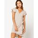 O'NEILL Maurie Wrap Dress
