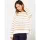 ROXY Sandy Bay Beach Womens Sweater