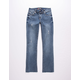 Scissor Tractor Boot Cut Girls Jeans