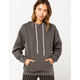SKY AND SPARROW Mineral Womens Oversized Hoodie