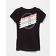 SANTA CRUZ Multi Stripe Girls T-Shirt