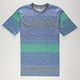 QUIKSILVER Fade Away Mens T-Shirt